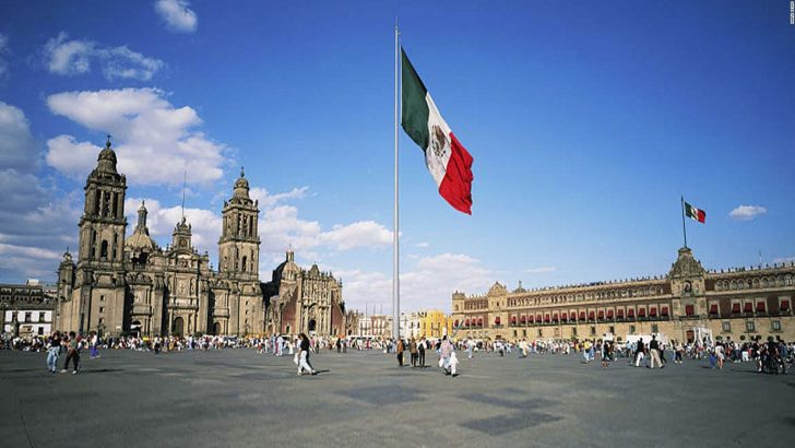 Is it safe to travel to mexico city