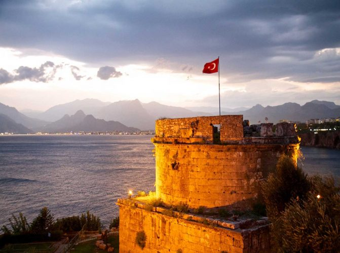 Antália, Turquia