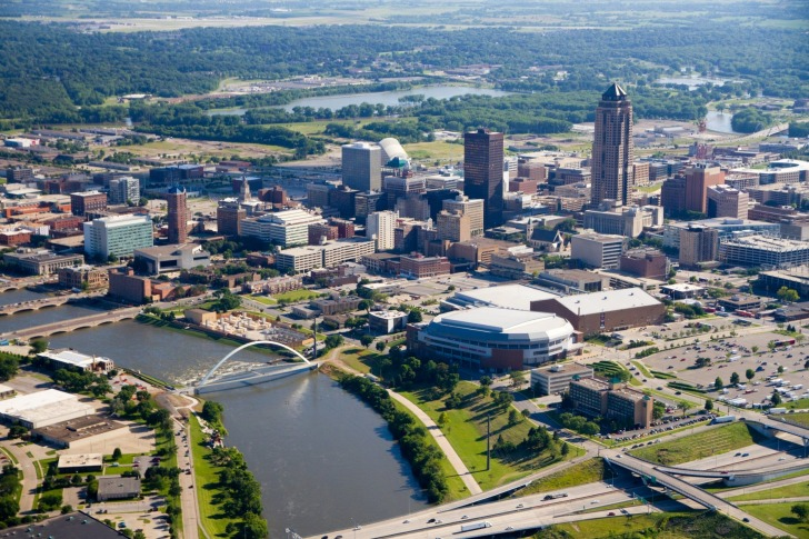 Des Moines, Estados Unidos