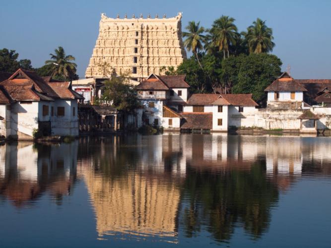 Thiruvananthapuram, La India