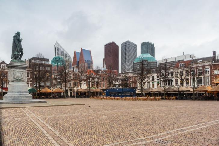 Haia, Holanda