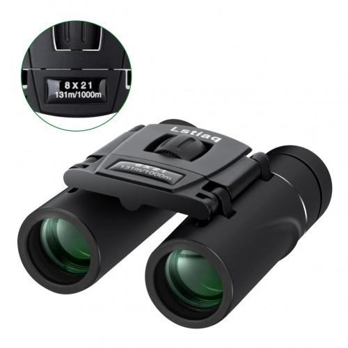 Lstiaq Binoculars Mini Pocket Binoculars