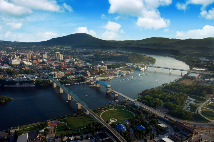 Chattanooga, Estados Unidos