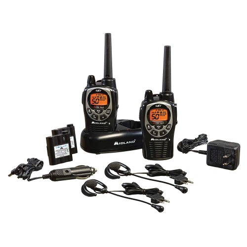 GXT1000VP4, 50 Channel GMRS Two-Way Radio