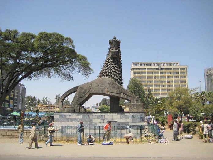 Addis Ababa, Etiópia