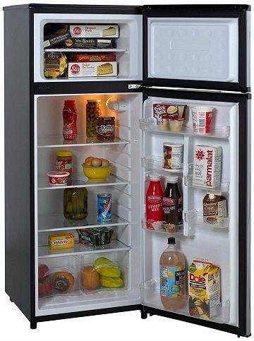 Avanti RA7316PST 2-Door Refrigerator