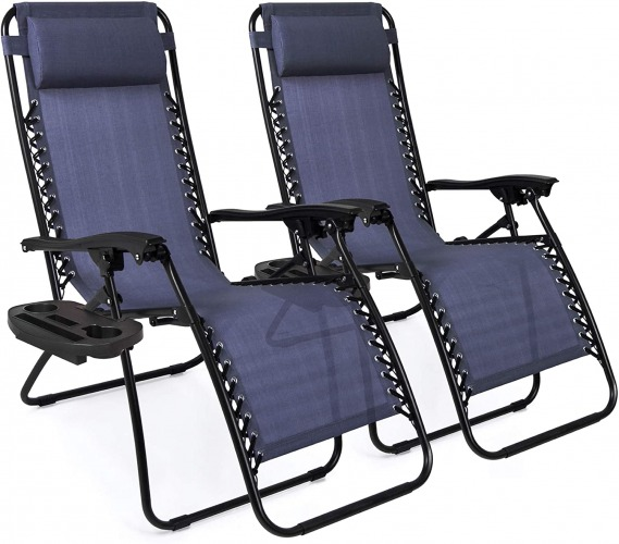 Best Choice Products Zero-gravity Camping Chair