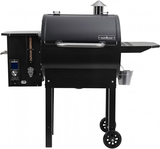 Camp Chef PG24DLX Deluxe Pellet Grill With Digital-Controls