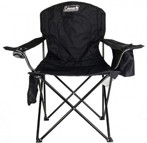 Coleman Oversize Quad With Cooler