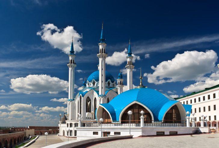 Cazã, Rússia