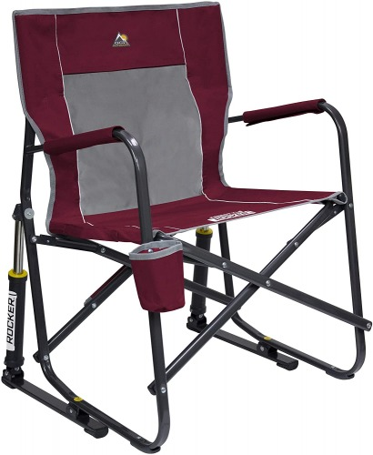 GCI Outdoor Freestyle Rocking Camp Chair