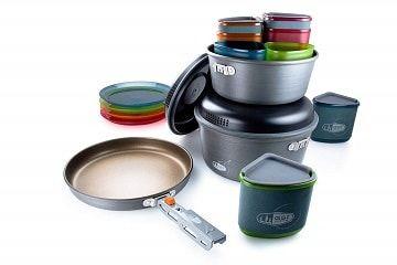 GSI Outdoors Cookware