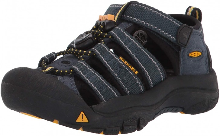 KEEN Newport H2 Sandal Water Shoes for Kids