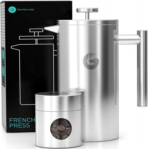 Large Coffee Gatar French Press