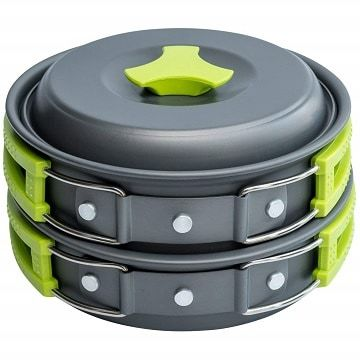 Mallome Cookware