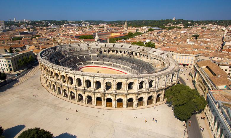 Nîmes, França