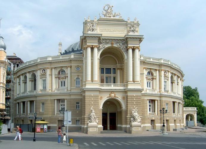 Odesa, Ucrânia
