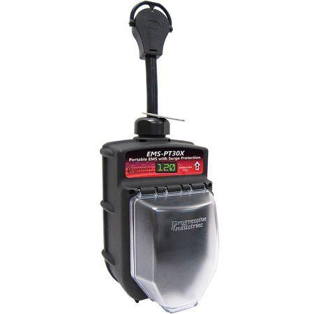 Portable RV Surge Protector EMS-PT30X