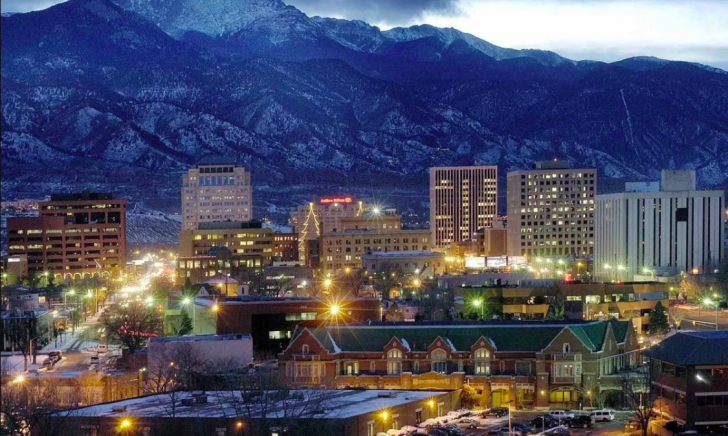 Colorado Springs, Estados Unidos