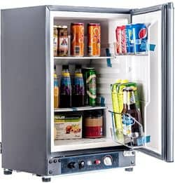 Smad 3-Way 12-Volt Refrigerator