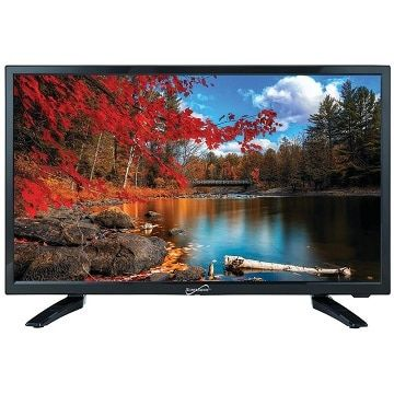SuperSonic 22 Inches LCD TV