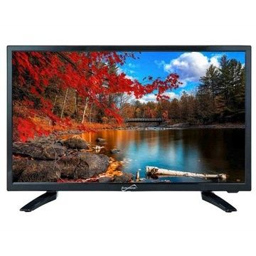 SuperSonic 24-inch LED Widescreen HDTV