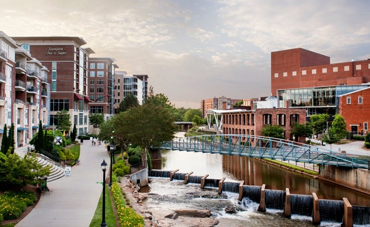 Greenville, Estados Unidos