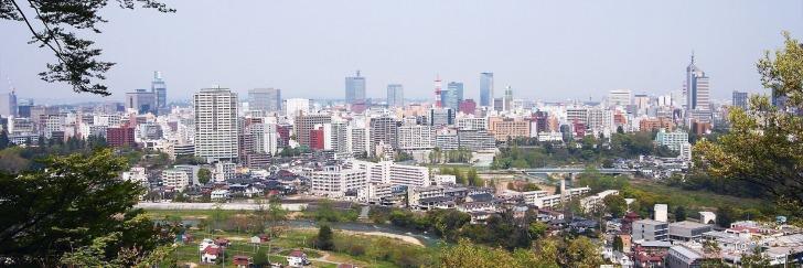 Sendai, Japón