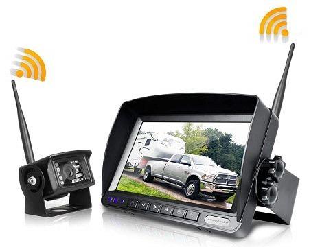 Zeroxclub Digital Wireless Backup Camera
