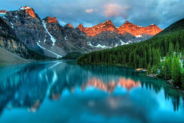 Canada, Trekking