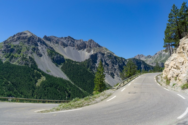 Road in the Alps