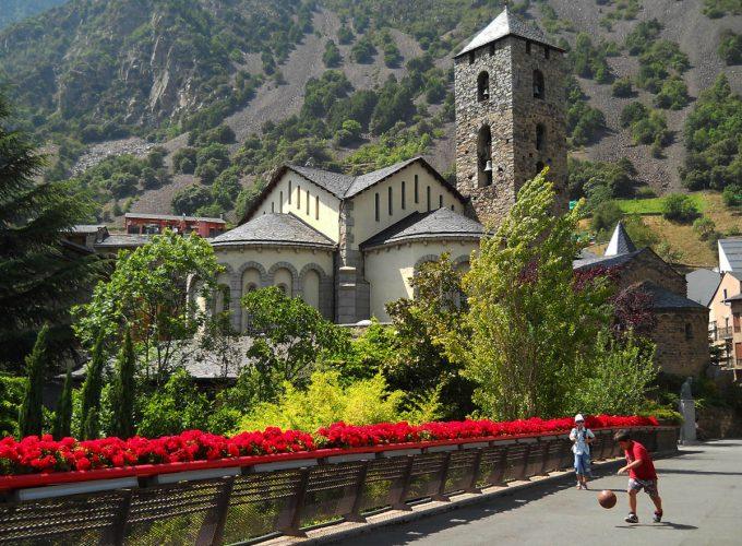 Andorra la Vella, Spain