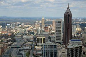 Atlanta Georgia view