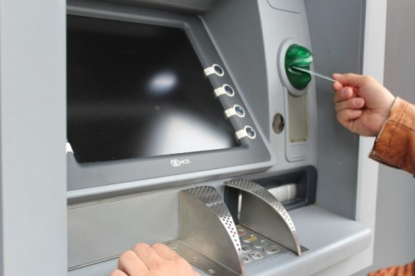 ATM, Withdraw Cash, Safe, Travelling