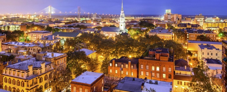 Savannah, Estados Unidos
