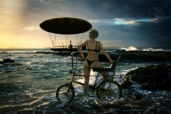 These rides are a great way to celebrate the human body and break up the routine/ Image by John-Gerhard Stolz from Pixabay