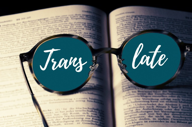 Translate book
