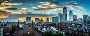 Traveling, Boston, Hostels & Hotels