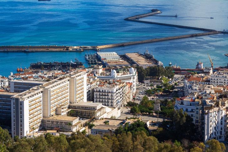 Algiers/ Image by Djamel RAMDANI from Pixabay