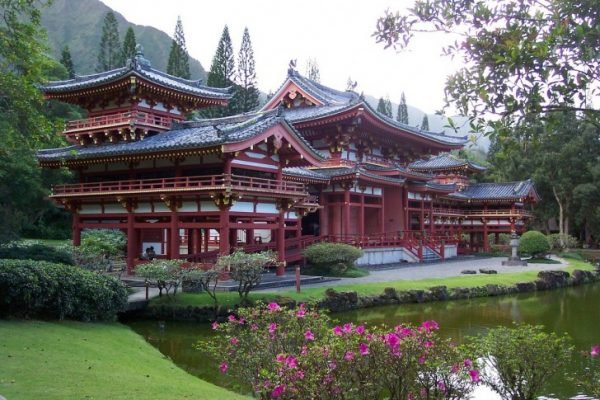 Traveling, USA, Hidden Gems, Byodo-In Temple