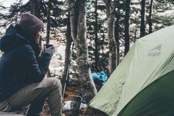 Canada, Trekking, Tools, Gear