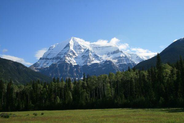 Canada, Trekking, Esplanade