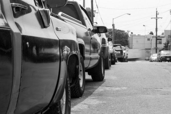 Mexico, Cars, Street