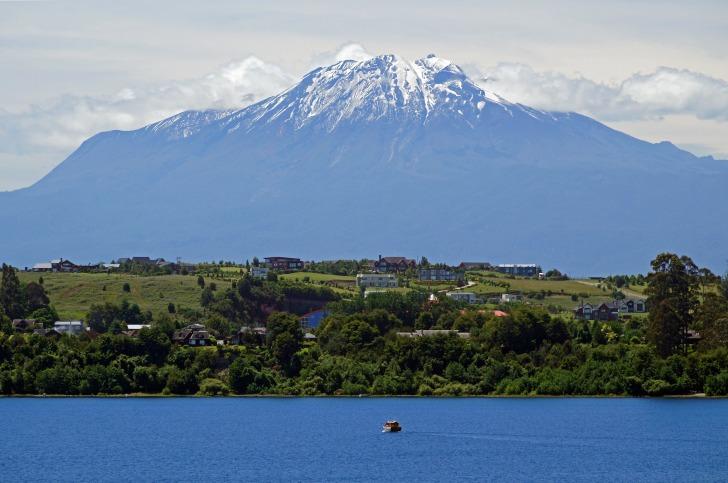Chile mountain