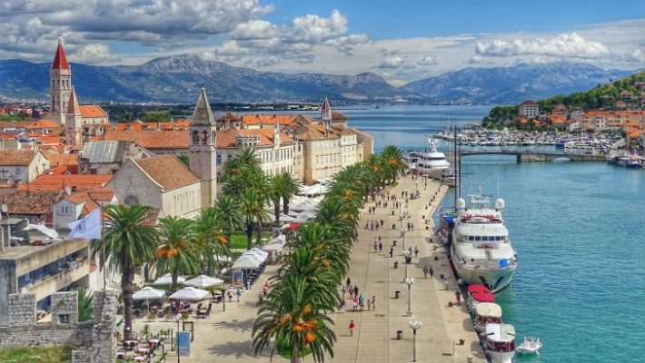 Traveling, Vacations, Croatia, 10-day Trip, Trogir