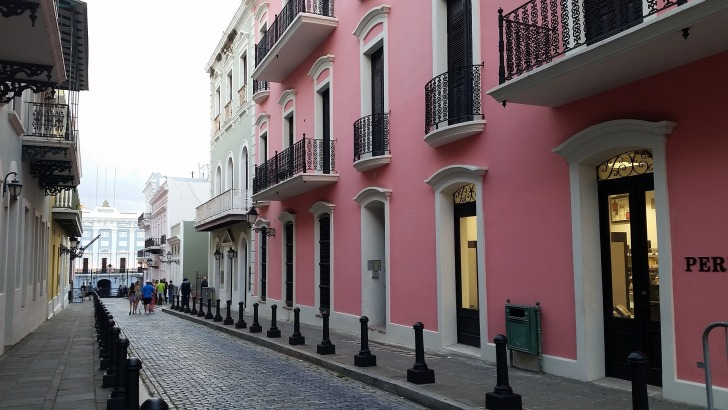 Old San Juan is the heart of Puerto Rico/ Image by MariamS from Pixabay