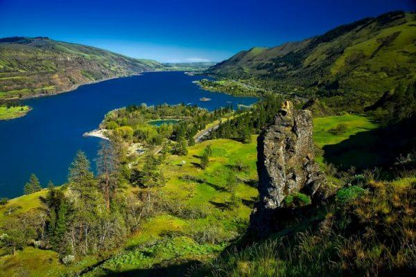 Traveling, Oregon, Hiking, Angel's Rest