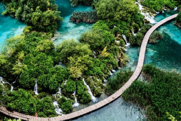 Traveling, Vacations, Croatia, 10-day Trip, Plitvice