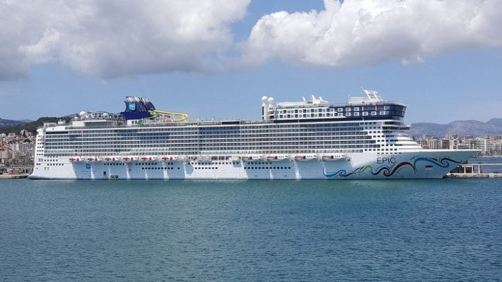 Travelling, by Ship, Norwegian Epic