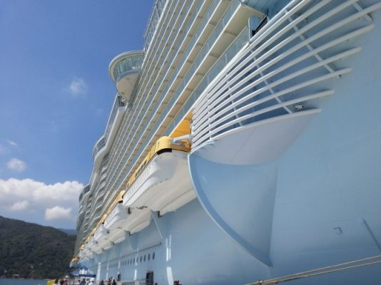 Travelling, by Ship, Holland American, Western Caribbean